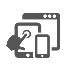 Tablet, Mobile and Desktop